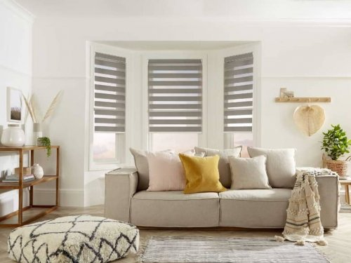 Perfect fit - day and night blinds